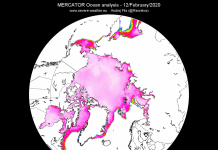 rapid ice grow in the arctic february 2020, Arctic sea ice reaches the largest early February ice area in the past 11 years, Arctic sea ice reaches the largest early February ice area in the past 11 years map, Arctic sea ice reaches the largest early February ice area in the past 11 years video, Arctic sea ice reaches the largest early February ice area in the past 11 years pictures