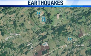 tennessee earthquake february 2020, tennessee earthquake february 2020 map, tennessee earthquake february 2020 video