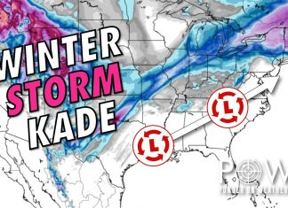 winter storm kade, winter storm kade forecast, winter storm kade video, winter storm kade forecast video, winter storm kade february 2020