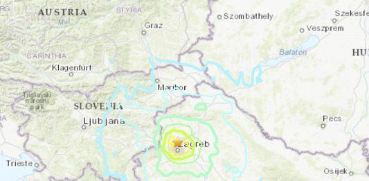 croatia earthquake march 2020, M5.4 earthquake hits Zagreb in Croatia during lockdown on March 22 2020, M5.4 earthquake hits Zagreb in Croatia during lockdown on March 22 2020 video, M5.4 earthquake hits Zagreb in Croatia during lockdown on March 22 2020 pictures