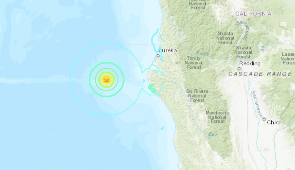 Earthquake swarm hits Cascadia Subduction Zone and Mendocino Fracture Zone on March 8 2020, earthquake swarm petrolia california cascadia march 2020, earthquake swarm petrolia california cascadia map march 2020, cascadia the big one