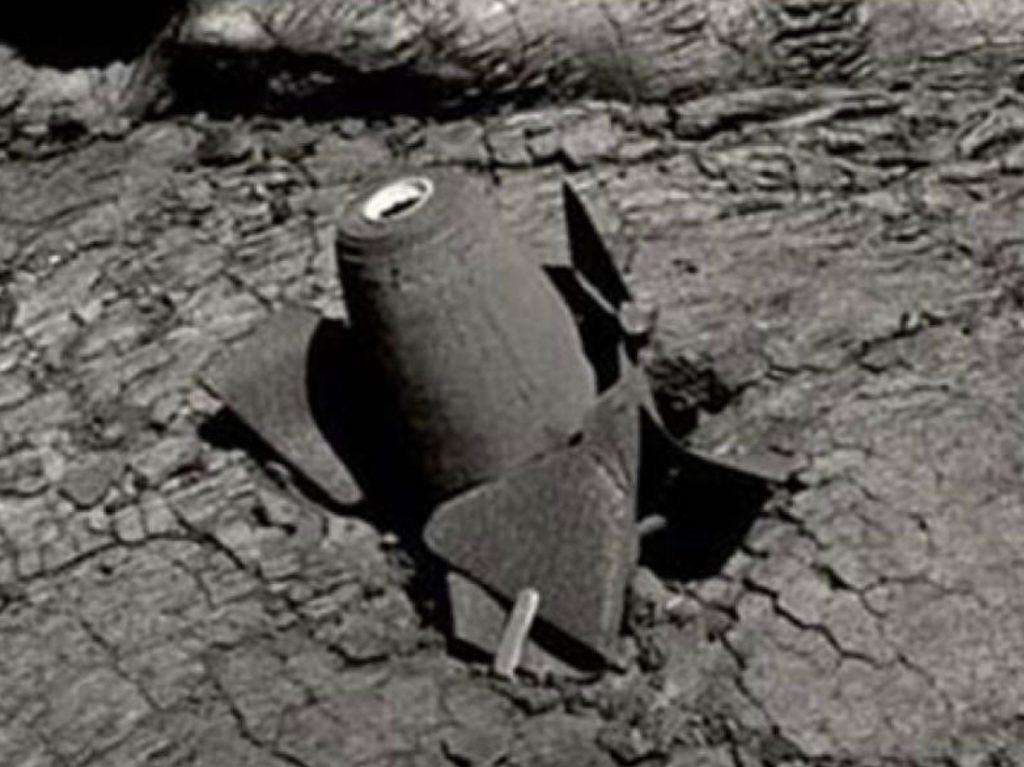 Mauna Loa Bomb, bombs dropped to divert lava flow mauna loa hawaii