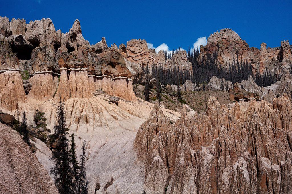 la garita caldera, colorado la guarite caldera, largest volcanic eruption in the world la garita caldera, world's largest volcanic eruption in colorado