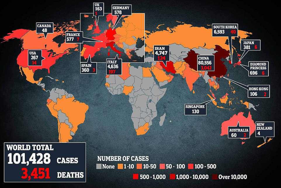 coronavirus death rate usa,USA has highest coronavirus death rate around the world, what is the coronavirus death rate in the usa