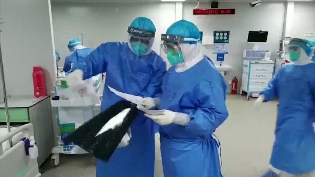coronavirus health care workers, coronavirus hospital hotspots