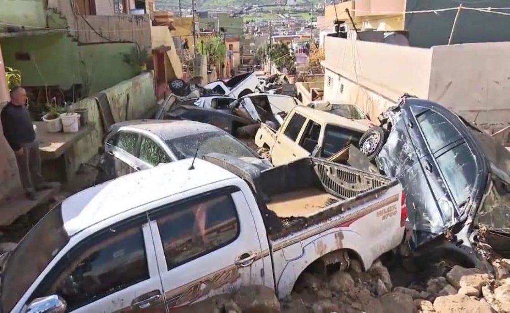 Iraq and Saudi Arabia floodings on March 2020, Iraq and Saudi Arabia floodings on March 2020 video, Iraq and Saudi Arabia floodings on March 2020 pictures