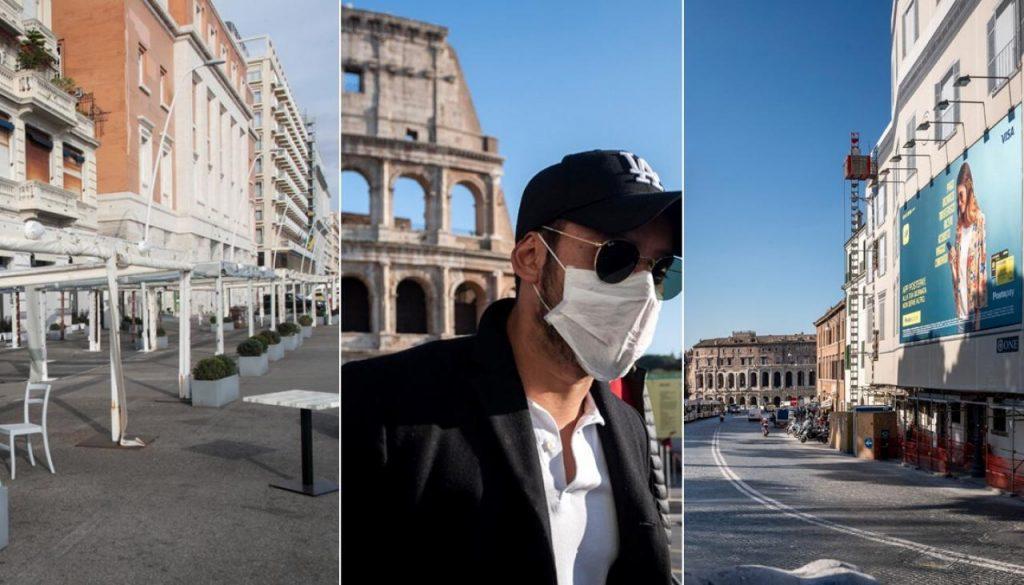Coronavirus apocalypse in Italy