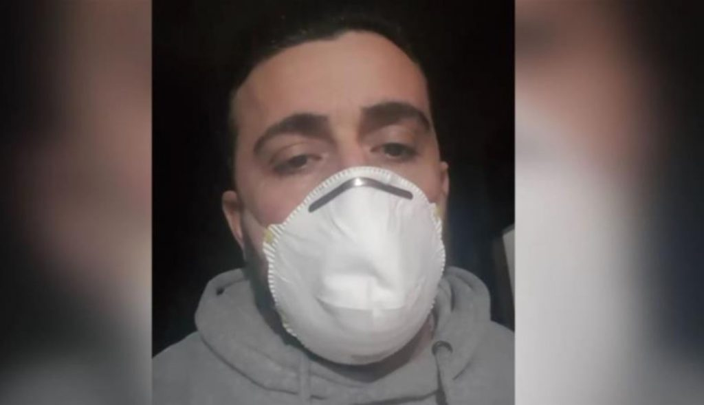 Italy coronavirus, Man receives no help after sister dies from Covid-19, Italy coronavirus: Man receives no help after sister dies from Covid-19 video, Italy coronavirus: Man receives no help after sister dies from Covid-19 picture