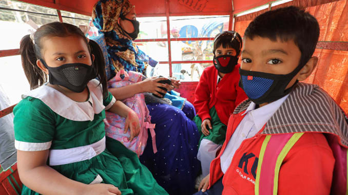kids coronavirus, The coronavirus appears to be sparing one group of people: Kids, coronavirus infects fewer kids, why are kids not infected by coronavirus, how to protect kids against coronavirus