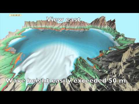 lake tahoe tsunami, lake tahoe tsunami risk, lake tahoe tsunami danger, lake tahoe tsunami danger video