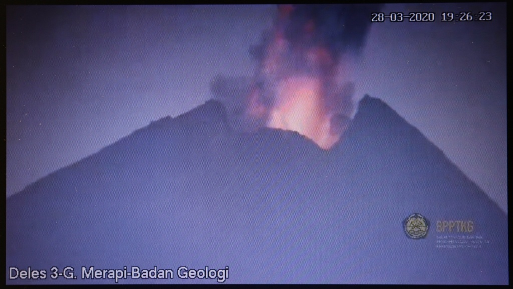 merapi eruption march 28 2020, merapi eruption march 28 2020 video, merapi eruption march 28 2020 map, merapi eruption march 28 2020 picture