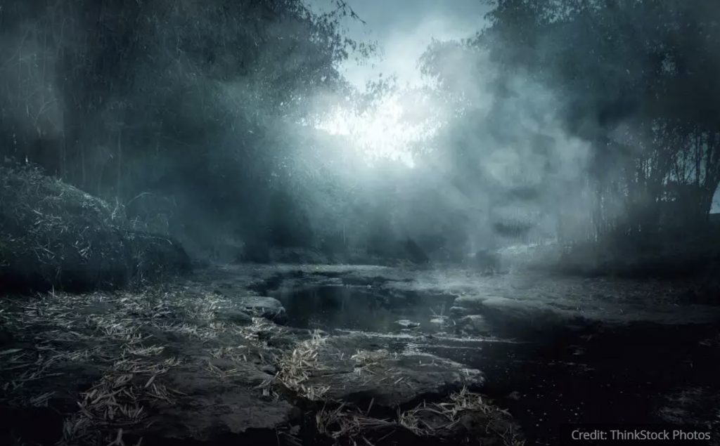 7 mysterious and creepy wonders in the world, mysterious and creepy wonders in the world