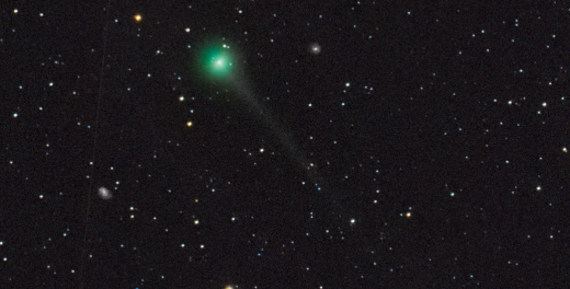 comet swan, new comet swan, Newly discovered Comet Swan, Newly discovered Comet Swan april 2020