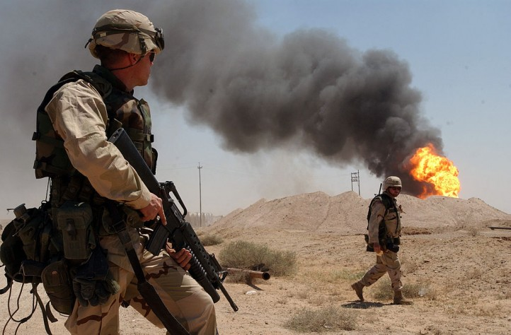 Iraq on the brink of civil war due to oil price battle - Strange Sounds