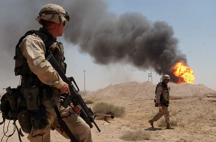 iraq civil war oil price 2020, Iraq On The Brink Of Civil War As Oil Revenues Evaporate