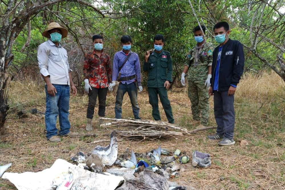 poaching increases during corona pandemic lockdown
