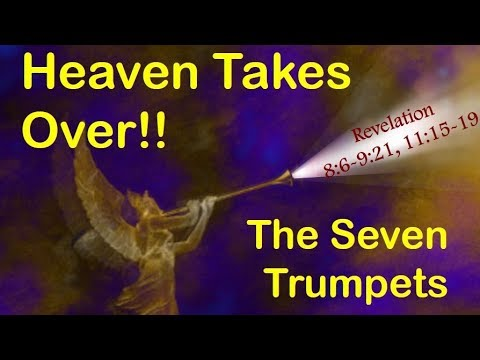 the seven trumpets, the seven trumpets of the apocalypse, natural disaster, the seven trumpets locust, the seven trumpets death