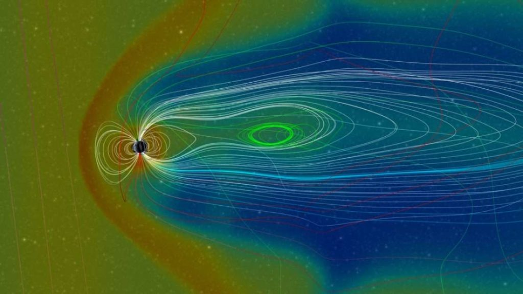 Earth North Magnetic Pole Is Heading Towards Siberia - And Scientists Now Know Why
