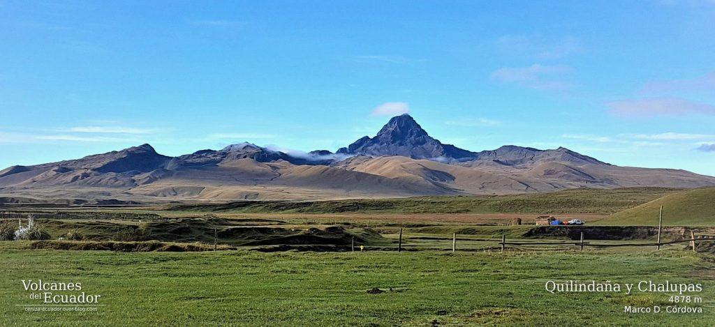 chalupas supervolcano ecuador, chalupas volcano ecuador, supervolcano ecuador