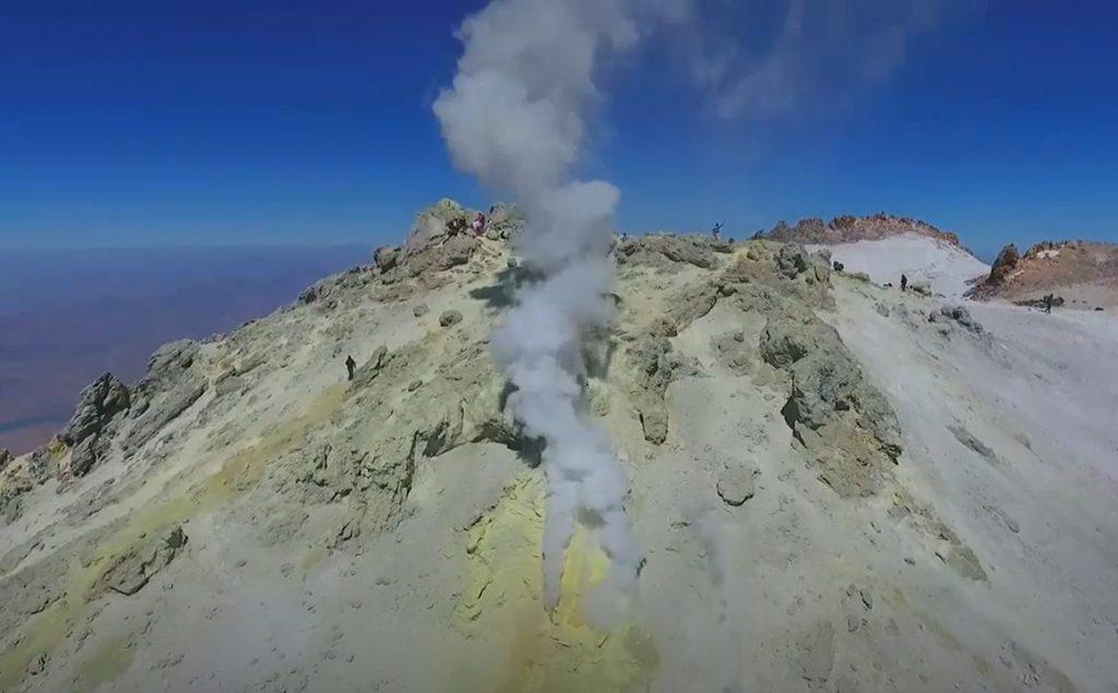 earthquake iran damavand volcano, M5.1 earthquake hits near Damavand volcano near Tehran Iran on May 8 2020