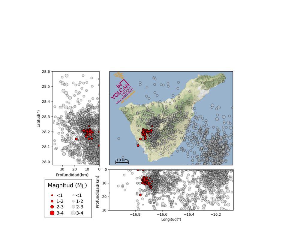 More than 70 volcano-tectonic earthquakes hits near Teide volcano summit on May 27 2020