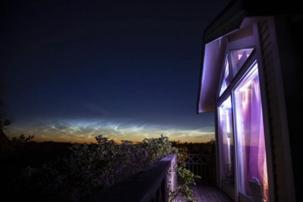 noctilucent clouds may 2020