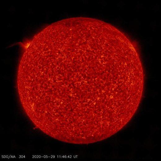 solar flare may 29 2020, solar flare may 29 2020 photo, solar flare may 29 2020 gif, solar flare may 29 2020 video