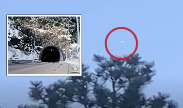 ufo norad video, ufo norad video may 2020, The unidentified flying object was reportedly recorded flying over the North American Aerospace Defense Command (NORAD), the centralised and highly-fortified air defence and early warning facility near Colorado Springs designed to warn the Pentagon and the White House in the event of an imminent aerial or nuclear attack against North America.