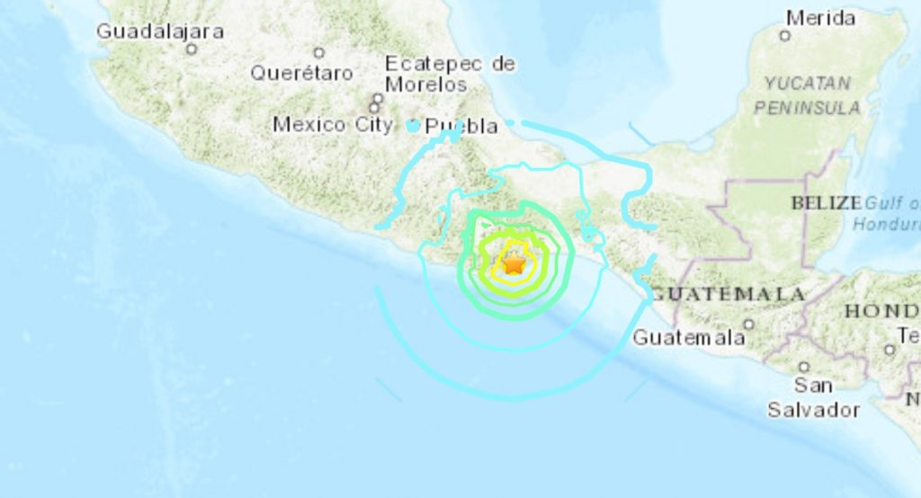 M7.4 earthquake mexico june 23, M7.4 earthquake mexico june 23 video, M7.4 earthquake mexico june 23 pictures