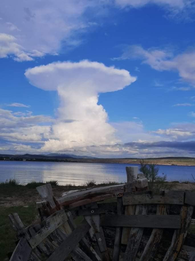 atomic bomb explodes in Croatia, atomic bomb explodes in Croatia june 2020, atomic bomb explodes in Croatia pictures