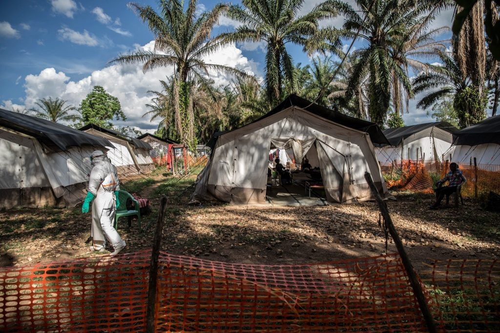 congo ebola outbreak 5 deaths june 2020, new ebola outbreak congo june 2020, new ebola outbreak congo, New Ebola outbreak in Congo, already five people have died in Mbandaka, a western city more than 750 miles away from another Ebola outbreak in the country. It is unclear how the disease emerged in the city during lockdown