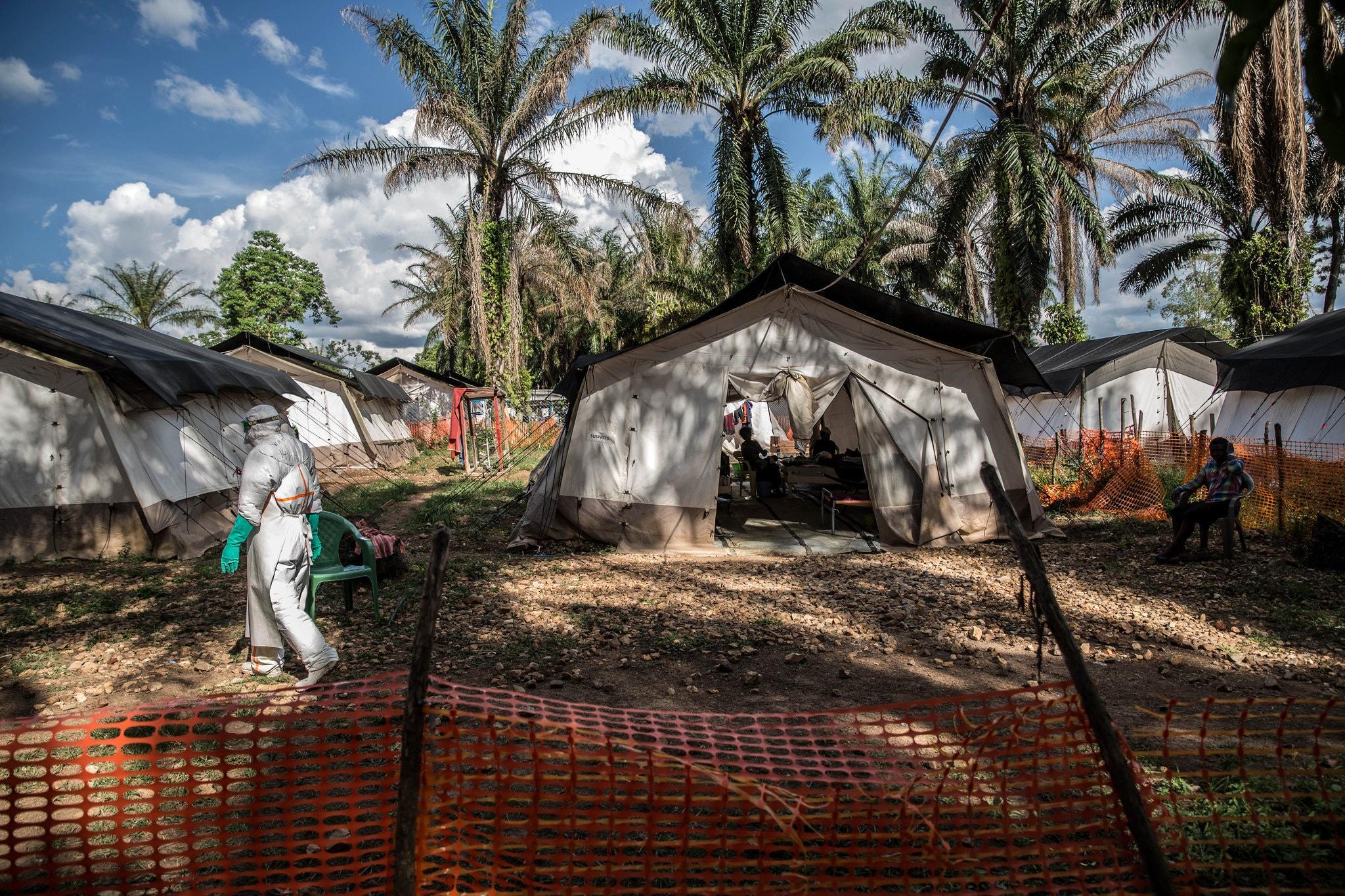 Congo faces new Ebola outbreak - Already 5 dead in Mbandaka - Strange Sounds