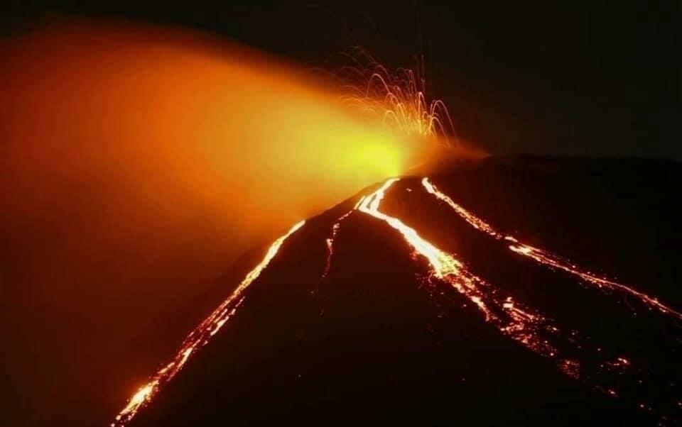 Pacaya volcano eruption on June 2020, Pacaya volcano eruption on June 2020 video, Pacaya volcano eruption on June 2020 picture