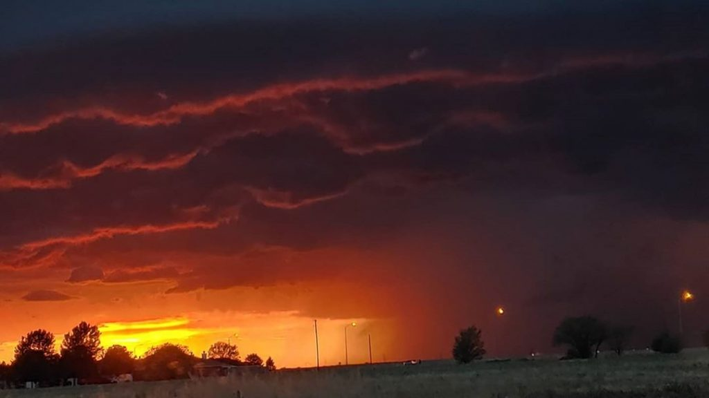 storm sunset clovis new mexico june 23 2020, storm sunset clovis new mexico june 23 2020 pictures, storm sunset clovis new mexico june 23 2020 videos