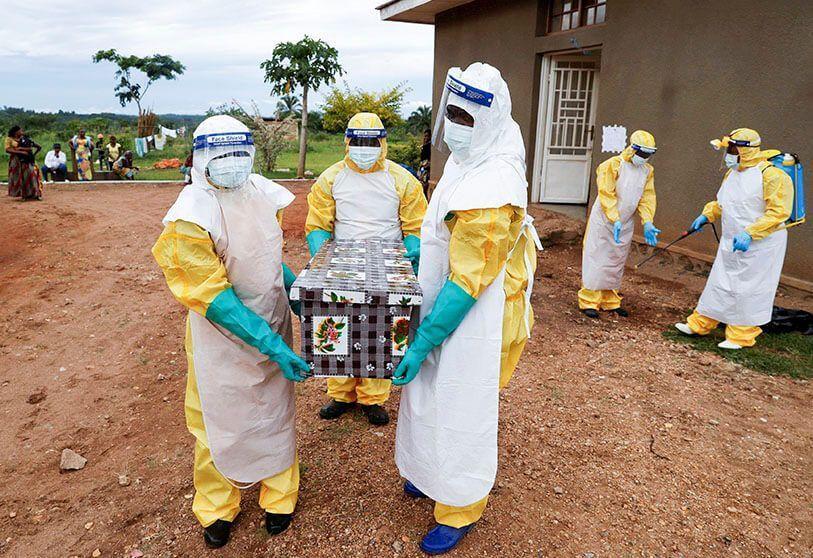 New ebola outbreak in Congo, ebola outbreak congo july 2020
