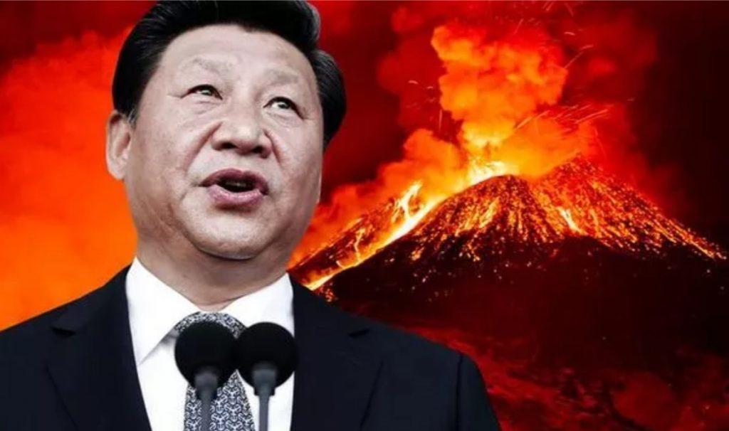 hong kong supervolcano, hong kong sits over supervolcano, supervolcano hong kong