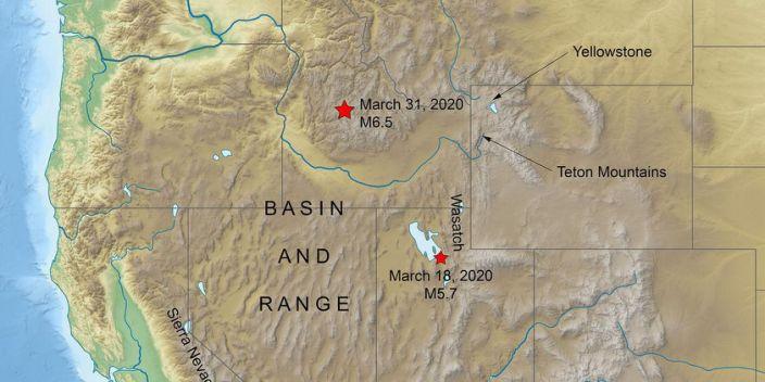 idaho earthquake, idaho earthquake swarm, idaho earthquake no end, Idaho continuous earthquakes: Why Idaho Hasn't Stopped Shaking Since March 31