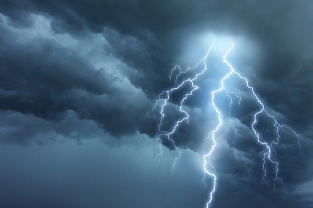 lightning apocalypse, lightning death