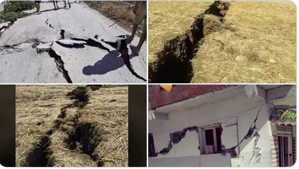 giant crack after Algeria earthquake, giant crack after Algeria earthquake video, giant crack after Algeria earthquake august 2020,Giant cracks open up in the ground of  Algeria after shallow earthquake, Giant cracks open up in the ground of  Algeria after shallow earthquake video, Giant cracks open up in the ground of  Algeria after shallow earthquake picture