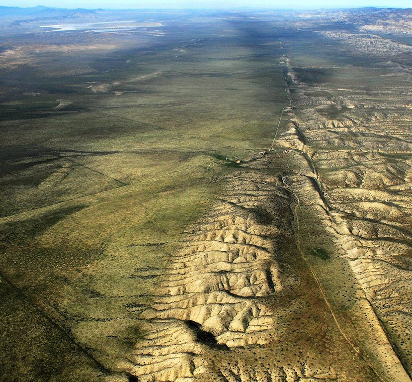 san andreas earthquake overdue for a big one