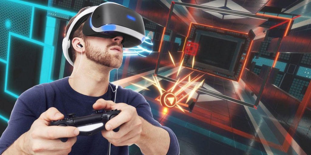 Virtual reality is extremely important for Gaming
