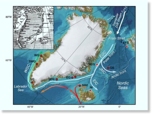 Little Ice Age Triggered by Arctic Sea Ice