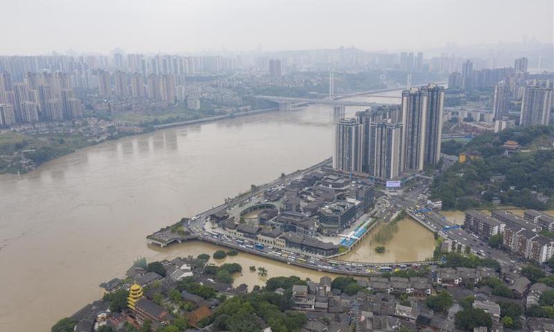 china floods 2020