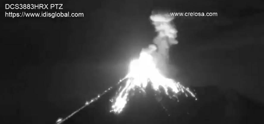 fuego volcano eruption september 2020