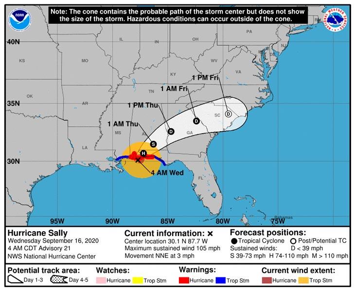 Hurricane Sally, hurricane sally september 2020,Hurricane Sally makes landfall in the US, hurricane sally videos, hurricane sally news, hurricane sally update