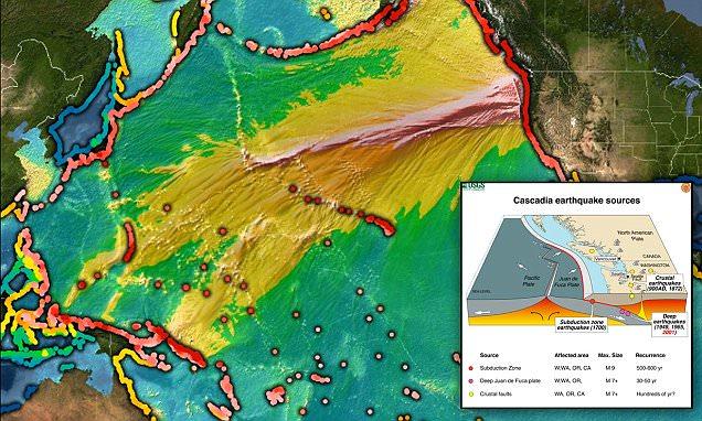 Cascadia tsunami animation video, Cascadia tsunami animation video washington coast