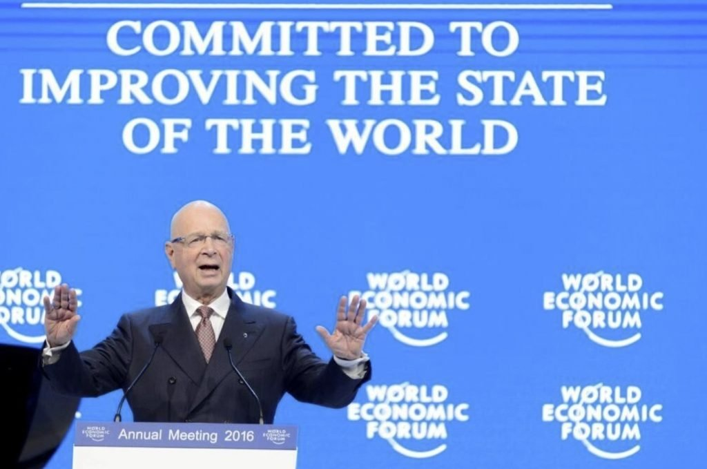 Covid-19 is a Trojan Horse for 'The Great Reset': Sky News Report on Klaus Schwab and the Davos Set