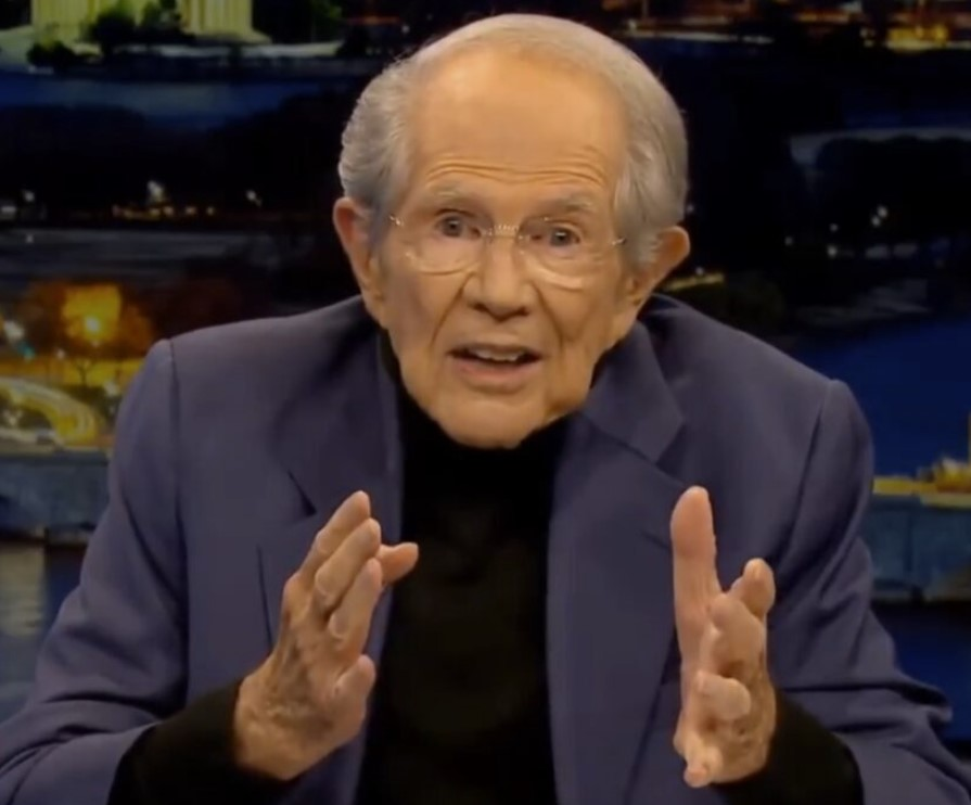 US Election prophecy, Televangelist Pat Robertson says God told him Trump will win, then an asteroid will hit Earth, US Election prophecy: Televangelist Pat Robertson says God told him Trump will win, then an asteroid will hit Earth