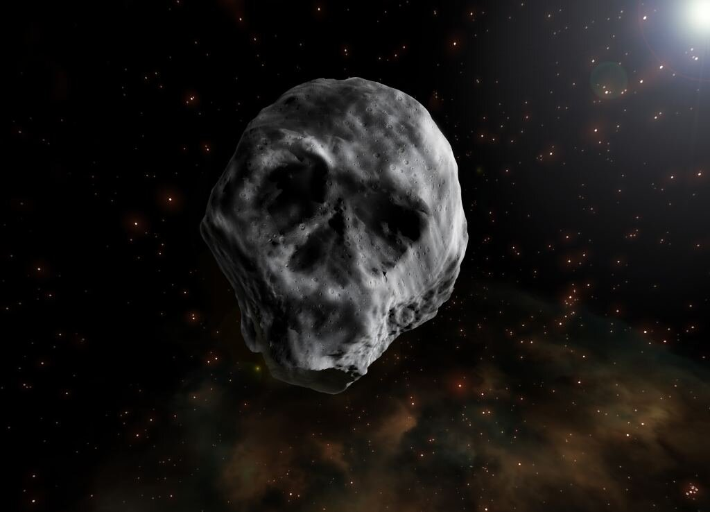 asteroid impact, asteroid impact october 2020