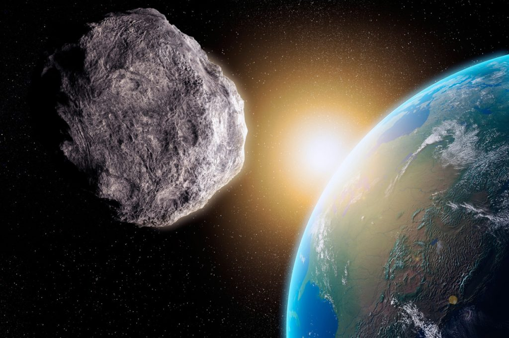 3 asteroids will skim pass earth today october 7